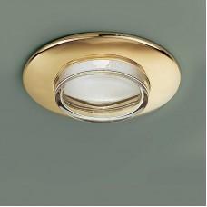 Встраиваемый светильник Leucos                                        <span>SD 505 Gold/Crystal</span>
