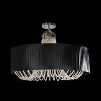 Люстра потолочная Newport 1406/S black