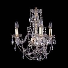 Хрустальная люстра Bohemia Ivele Crystal 1411-3-141-G
