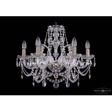 Хрустальная люстра Bohemia Ivele Crystal 1411-6-195-Pa