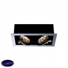 Встраиваемый светильник SLV Aixlight Flat Double 154632
