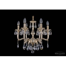 Люстра Bohemia Ivele Crystal 1704-6-150-A-GW