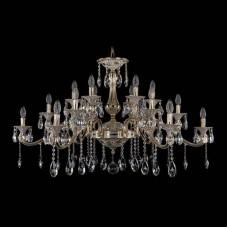 Люстра Bohemia Ivele Crystal 1709-18-410-A-GW