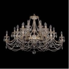 Люстра Bohemia Ivele Crystal 1709-18-410-C-GW