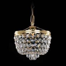 Хрустальный светильник Bohemia Ivele Crystal 1928-20-G