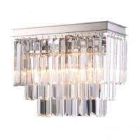 Хрустальный светильник Newport 31102/A nickel