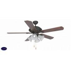 Люстра потолочная с вентилятором Faro Corso 33274FAR