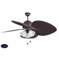 Люстра потолочная с вентилятором Faro Cuba 333523LFAR