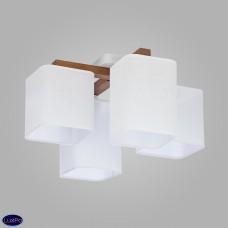 Люстра потолочная TK Lighting 4163 Tora White