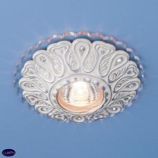 Встраиваемый потолочный светильник Elektrostandard 6004 MR16 WH белый a030579