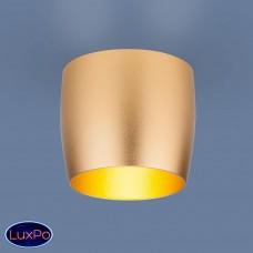 Встраиваемый потолочный светильник Elektrostandard 6074 MR16 GD золото a043974