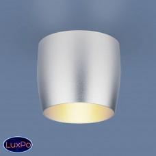 Встраиваемый потолочный светильник Elektrostandard 6074 MR16 SL серебро a043976