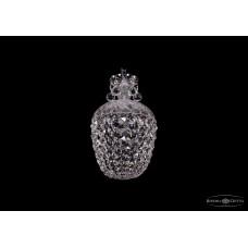 Хрустальный светильник Bohemia Ivele Crystal 7710-22-1-Ni