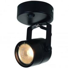 Спот Arte Lamp A1310AP-1BK