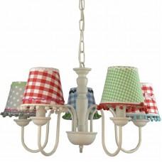 Светильник для детской Arte Lamp A5165LM-5WH