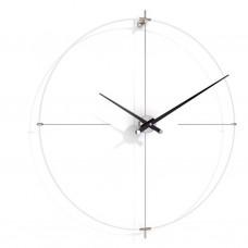 Часы Nomon  BILBAO L(white/black), d=110см BIL000BN