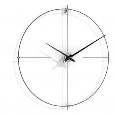 Часы Nomon  BILBAO L(black/black), d=110см BIL000NN