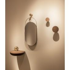 Зеркало настенное Espejo Eslabon Gold EESLGN