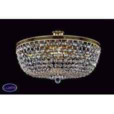Люстра потолочная хрустальная ArtGlass GERTRUDA DIA 600