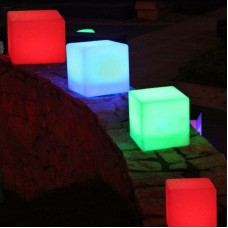 Беспроводной светящийся LED Куб Jellymoon Cube JM 019A