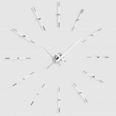 Merlin 12 i WHITE, Nomon(Испания), часы настенные, d=110cm, мех-м UTS MEI012B