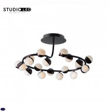 Потолочная люстра STUDIO LED MX28250-20 Coffee