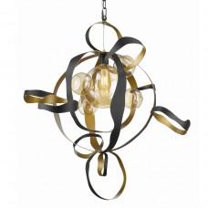 Подвесной светильник DeLight Collection P68057L black/gold