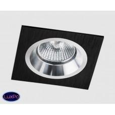 Встраиваемый светильник Megalight SAG 103-18 black/silver