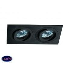 Встраиваемый светильник Megalight SAG 203-4 black/black