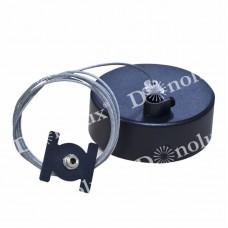 Крепежный элемент для магнитной шины Donolux Suspension kit DLM/Black1
