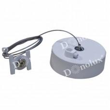 Крепежный элемент для магнитной шины Donolux Suspension kit DLM/White1
