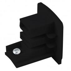 Заглушка для трехфазной шины Elektrostandard TRB-1-3-BK / Заглушка для трехфазного шинопровода (черная)