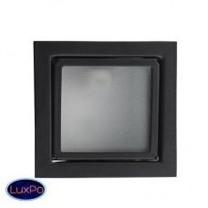 Встраиваемый в стену светильник Megalight XFWL10D black
